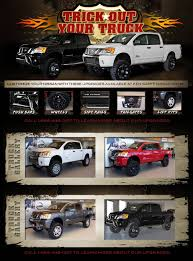 Lift Your Titan | Ken Garff Nissan Of Orem Truck Driver 3d Extreme Roads Apk Download Free Simulation Game Customize Your Car And Grill Here With The Biggest Selection Other Rlc Accsories Ram Package Your Nuthouse Industries World Of Build Own Cargo Empire 1mobilecom Vehicle At Larry H Miller Toyota Murray You Think Make Own Truck Rc4wd Gelande Ii Kit Cruiser Body Set Rc4zk0051 Con Truck Tattoo Laitmercom Brianna Wentworth Stuff Wichita Productscustomization Serves Houston Spring Fred Haas How To Customize Your For Under 30 Youtube