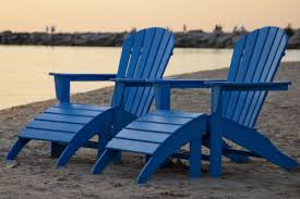 Navy Blue Adirondack Chairs Plastic by Mhc Outdoor Living