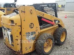 100 Caterpillar Chile 226B3LRC 16616 2013 Skid Steer Loaders For