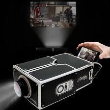 Cinema in the box DIY 3D Mini Smartphone Projector – Fox Stark