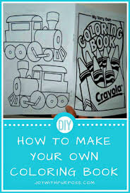 Make Your Own Coloring Book For Operation Christmas Child Shoeboxes