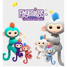 PK Fingerlings Interactive Baby Monkey Toy Bella