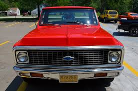 100 1971 Chevy Truck Lot Shots Find Of The Week Pickup OnAllCylinders