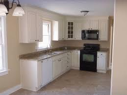 small kitchen color scheme ideas plain black floor tile smooth