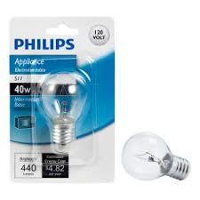 philips 10 watt s11 incandescent hi intensity intermediate base