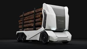 100 Phantom Trucks Einrides Tlog Is A SelfDriving Truck Made For The Forest