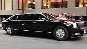 100 Truck Limos Brand New Beast Presidential Limousine Emerges During Trumps