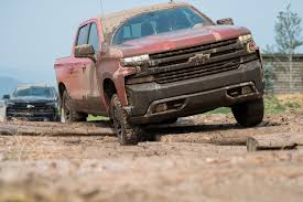 First Drive: 2019 Chevrolet Silverado 1500 Trail Boss Review ...