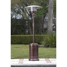 Garden Sun Patio Heater Troubleshooting by Patio Heaters You U0027ll Love Wayfair