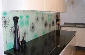 Terrific Patterned Kitchen Splashbacks 0