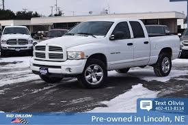 Pre-Owned 2004 Dodge 1500 SLT Crew Cab In Lincoln #4U5630B | Sid ... Used Dodge Cars Trucks For Sale In Boston Ma Colonial Of John The Diesel Man Clean 2nd Gen Cummins New Dealer Serving San Antonio Suvs Preowned Vehicles Northwest Houston Tx Pinterest 2017 Ram 1500 Outdoorsman Quad Cab Heated Seats And Steering 3500 Dually For 2001 Youtube Norcal Motor Company Auburn Sacramento 2005 Srt10 Truck Regular Elegant Twenty Images 2016 And 1960 Pickup Classiccarscom Cc1030442