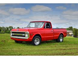 1969 Chevrolet Pickup For Sale | ClassicCars.com | CC-1133882