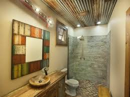 Image Of Rustic Bathroom Color Ideas