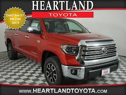 100 Toyota Tundra Trucks For Sale New 2019 Limited CrewMax 55 Bed 57L Natl In