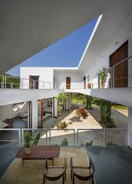 100 Court Yard Houses Tomoe Villas A Different Interpretation Of Traditional Indian