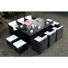 tables de jardin en resine salon de jardin resine pas cher salon de jardin en résine tressée