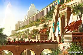 100 Images Of Hanging Gardens Seven Wonders Of The World Part 5 The Of