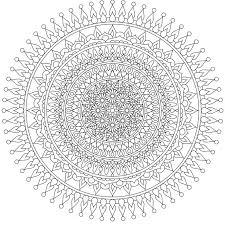 25 Unique Mandala Coloring Ideas On Pinterest