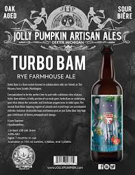 Jolly Pumpkin Artisan Ales Bam Biere by Arbor Beverage Company Home Facebook