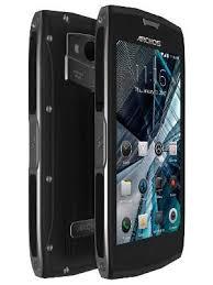 The Archos Sense 50X mobile features a