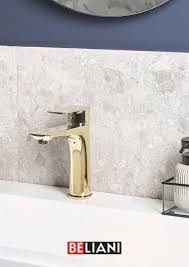 wasserhahn gold moderne waschbecken wasserhahn