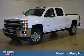 New 2019 Chevrolet Silverado 2500HD LT Crew Cab In Blair #319016 ...