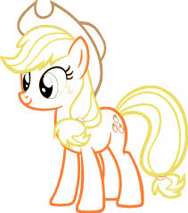 Applejack Free Coloring Pages On Art