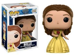 amazon com funko pop disney beauty u0026 the beast yellow gown belle
