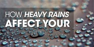 Sink Gurgles When Ac Is Turned On by How Heavy Rains Can Affect Your Air Conditioner Aire Serv