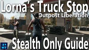 Far Cry 5 - Lorna's Truck Stop Stealth Outpost Liberation Undetected ... This Morning I Showered At A Truck Stop Girl Meets Road Truck Stop At Columbia Closings Internettruckstopclassic3 A Hshot Truckers Guide To Truckstopcom Warriors Wikipedia Wide Load Regs Ltlshot Stops With Free Wifi Sapp Bros Truck Stop Free Internet Services Amenities Iowa 80 Truckstop Dispatch Programs How Post Load Directly The Internet Herbs Travel Plaza