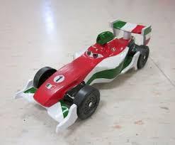 Pine Wood Derby Car