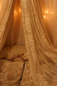 Smocked Burlap Curtains By Jum Jum by 127 Best Home Bedroom Bed Curtains Images On Pinterest