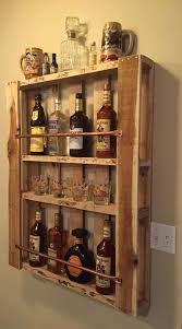 Rustic Pallet Furniture Wood Wall Shelf By BandVRusticDesigns