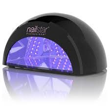 nailstar professional led nail dryer and nail l for gel with 4