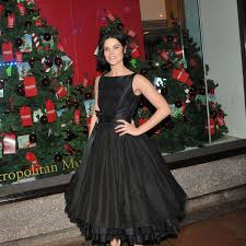 Rockefeller Christmas Tree Lighting Mariah Carey by Jaimie Alexander At 83rd Annual Rockefeller Center Christmas Tree