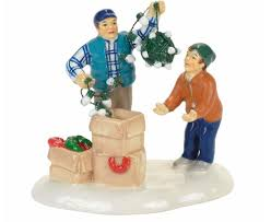 Griswold Christmas Tree Scene by Christmas Vacation Department 56 Snow Village