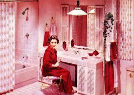 28 vintage pink bathrooms see some bubblegum era