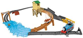 Thomas And Friends Tidmouth Sheds Trackmaster by Amazon Com Fisher Price Thomas U0026 Friends Trackmaster Treasure