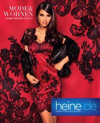 каталог heine mode wohnen осень зима 2014 15 by