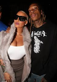 Wiz Khalifa Top Floor Instrumental by Amber Rose And Wiz Khalifa U0027are Not Back Together Despite Kissing