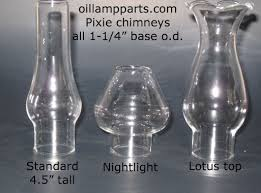 Rayo Oil Lamp Chimney by Oil Lamp Chimneys