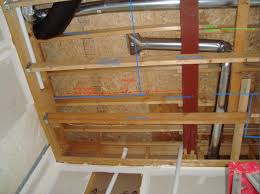 Hanging Drywall On Ceiling Joists by Structural How Do I Deal With A Joist In The Way Of Where I Need