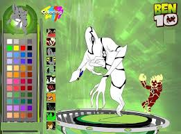This Is Another Tremendous Approach And Splendid Achievement By The Development Team Of Ben 10 It Helps Children In Learning Colors Name As Well