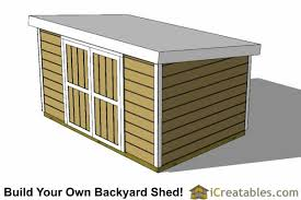 8x12 Storage Shed Blueprints by 8x12 8 Foot Tall Lean To Shed Plans Short Storage Shed Plans