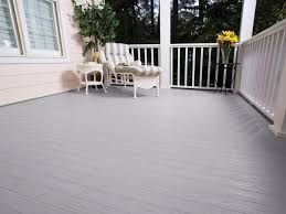 Types Of Outdoor Balcony Flooring Porch And Foundation HGTV