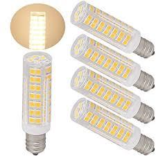 ulight e12 led bulb candelabra light bulbs 6w 650lm jd e12 120v