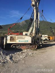 Casagrande C20, Italy, $119,525, 1991- Drilling Rigs For Sale ...