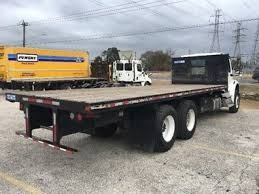 Freightliner Flatbed Trucks In Houston, TX For Sale ▷ Used Trucks ... Used Freightliner Daycab Trucks For Sale Houston Tx Porter Truck Pickup Tx Cargurus With Best Deals In New Arrival 2016 Ford F350 Platinum Diesel For Sale In Update Mack Single Axle Dump 2018 All Met Old Fire I Went To The Most Wonderful Yard Flickr Decals Graphics Edmton Vehicle 1940 Classiccarscom Cc952093 Resource Service Body Knapheide At Texas Center Serving National Nbt45127 Mounted 2011 Freightliner Coronado