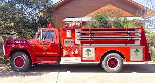 Ford F-800 Fire Truck In Georgetown, TX | ATX Car Pictures | Real ...