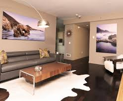 cool grey leather sofa fashion seattle contemporary living room